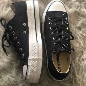 Converse Shoes - Converse Lo Top Platforms